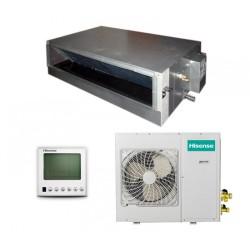 Канальный кондиционер Hisense AUD-36HX4SHH1/AUW-36H6SD