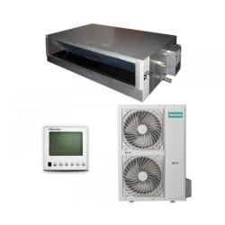 Канальный кондиционер Hisense AUD-48HX4SHH/AUW-48H6SE1