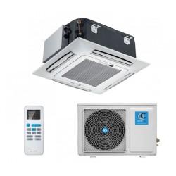 Кассетный кондиционер QuattroClima QV-I18CF/QN-I18UF/QA-ICP7