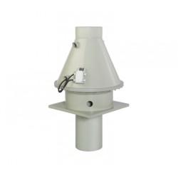 Вентилятор Systemair DVP 400D4-8 roof fan plastic