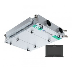 Приточно-вытяжной агрегат Systemair Topvex FC02 EL-L-CAV