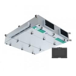 Приточно-вытяжной агрегат Systemair Topvex FC04 HWH-L-CAV
