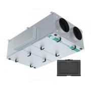 Приточно-вытяжной агрегат Systemair Topvex FR03 HWL-R-CAV