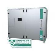 Приточно-вытяжной агрегат Systemair Topvex TX/C06 HWL-L-CAV