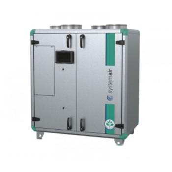 Приточно-вытяжной агрегат Systemair Topvex TR03 HWL-R-CAV