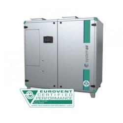 Приточно-вытяжной агрегат Systemair Topvex TR15 HWH-L-CAV