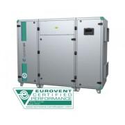 Приточно-вытяжной агрегат Systemair Topvex SC08 HW-L-CAV