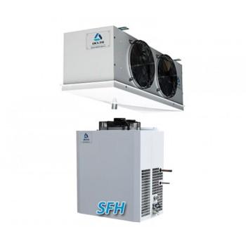 Холодильная сплит-система Delta SFH 114 C