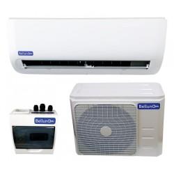 Холодильная сплит-система Belluna S218 W с зимним комплектом