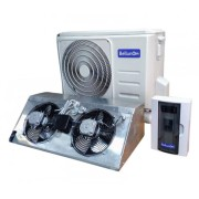 Холодильная сплит-система Belluna iP-1 для камер хранения шуб и меховых изделий