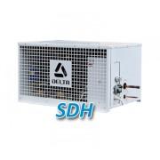 Компрессорно-конденсаторный блок Delta SDH 140
