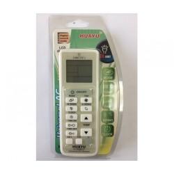 Пульт универсальный для кондиционера HUAYU K-1036E+L