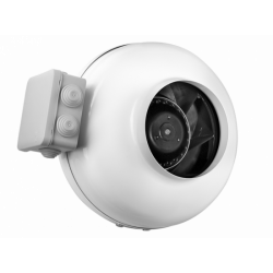 Вентилятор канальный круглый Shuft Tube 250 XL