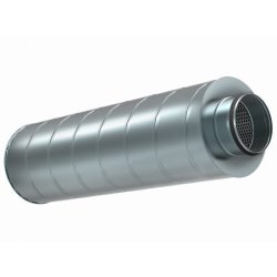 Шумоглушитель Shuft SCr 100/600
