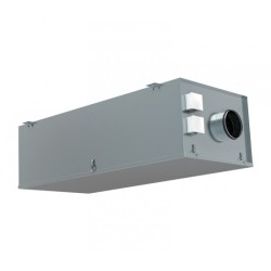 CAU 4000/3-W Компактная моноблочная приточная установка