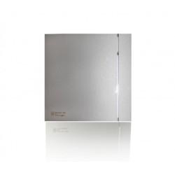 Вентилятор для ванной Soler & Palau SILENT 100 CZ DESIGN  SILVER