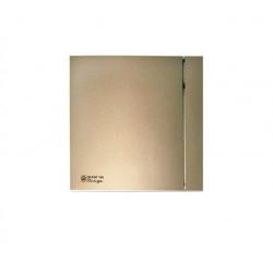 Вентилятор для ванной Soler & Palau SILENT 100 CRZ DESIGN 4C CHAMPAGNE