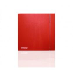 Вентилятор для ванной Soler & Palau SILENT 100 CRZ DESIGN 4C RED