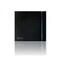 Вентилятор для ванной Soler & Palau SILENT 100 CRZ DESIGN 4C BLACK