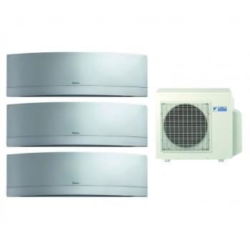 Мульти сплит-система Daikin 3MXS40K/FTXG20LS/FTXG20LS/FTXG25LS