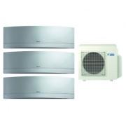 Мульти сплит-система Daikin 3MXS52E/FTXG25LS/FTXG25LS/FTXG35LS
