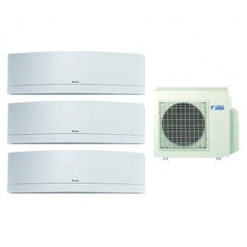 Мульти сплит-система Daikin 3MXS52E/FTXG25LW/FTXG25LW/FTXG25LW