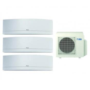 Мульти сплит-система Daikin 3MXS52E/FTXG25LW/FTXG25LW/FTXG35LW