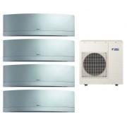 Мульти сплит-система Daikin 4MXS80E/FTXG20LS/FTXG35LS/FTXG35LS/FTXG50LS