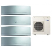Мульти сплит-система Daikin 5MXS90E/FTXG25LS/FTXG25LS/FTXG25LS/FTXG50LS