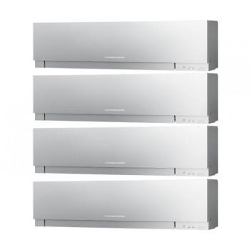 Мультисплит-система Mitsubishi Electric MXZ-4E72VA/MSZ-EF22VES/MSZ-EF22VES/MSZ-EF22VES/MSZ-EF22VES