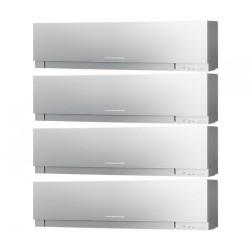 Мультисплит-система Mitsubishi Electric MXZ-4E83VA/MSZ-EF22VES/MSZ-EF22VES/MSZ-EF22VES/MSZ-EF22VES